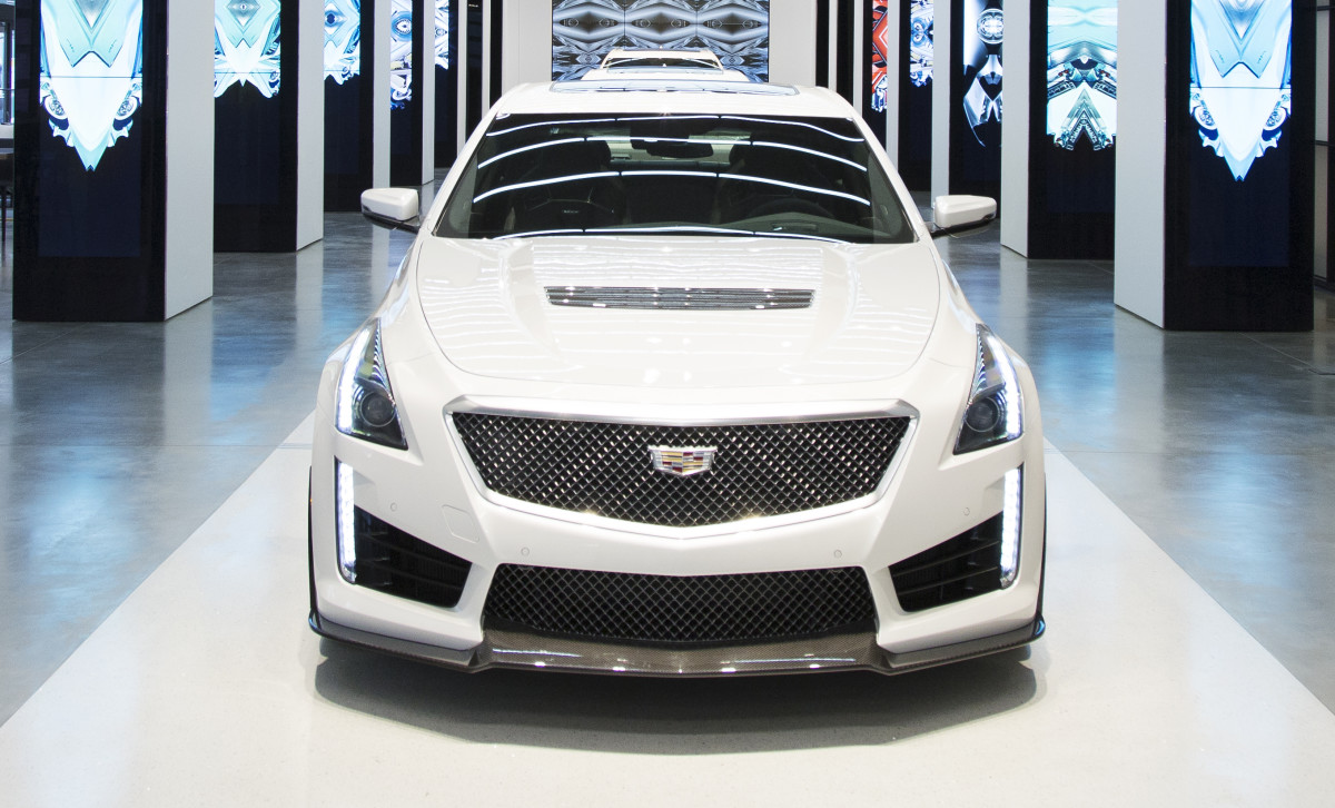 Cadillac House is the definitive showcase for the king of the American luxury car