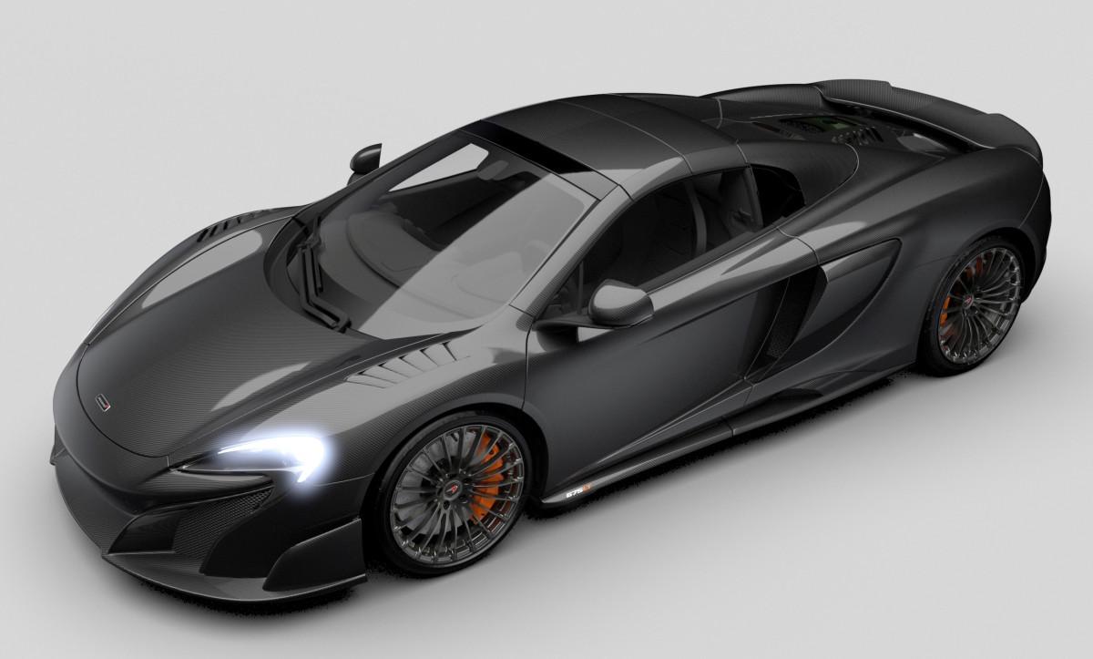 Photos: McLaren