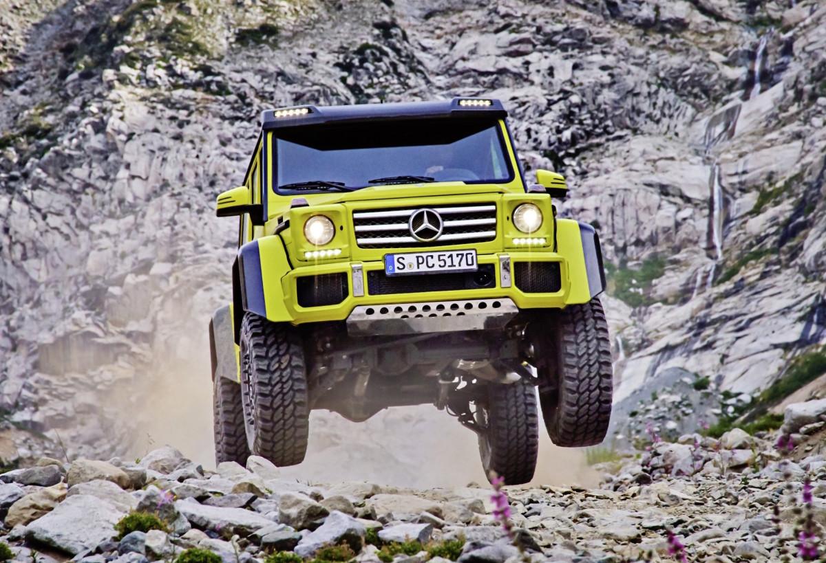 Photo: Mercedes Benz