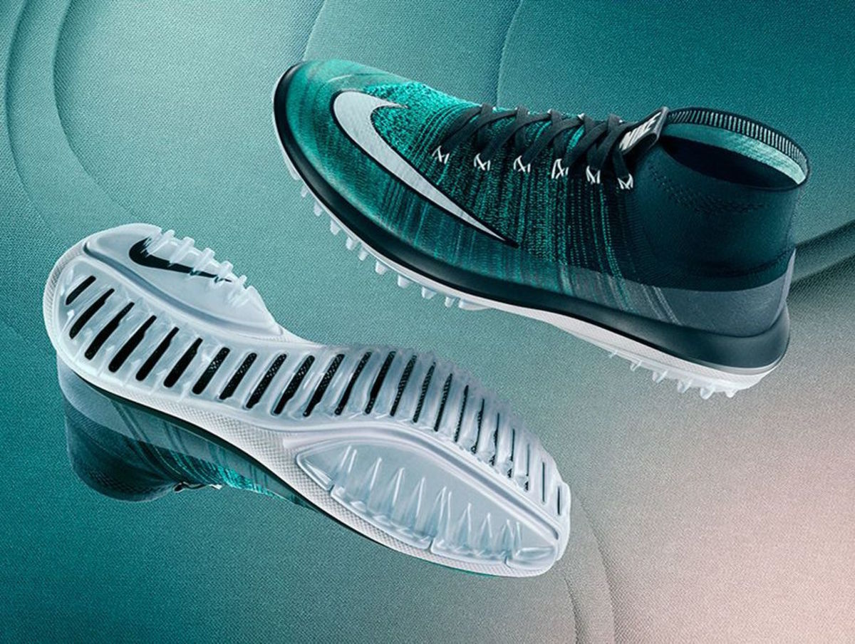 615233360bd2 Nike s Flyknit Elite looks like a golf shoe from the future - Acquire