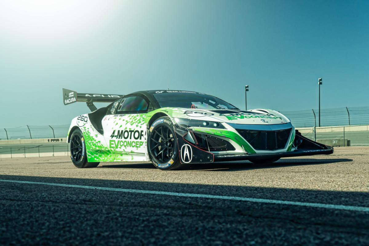 Photo: Acura