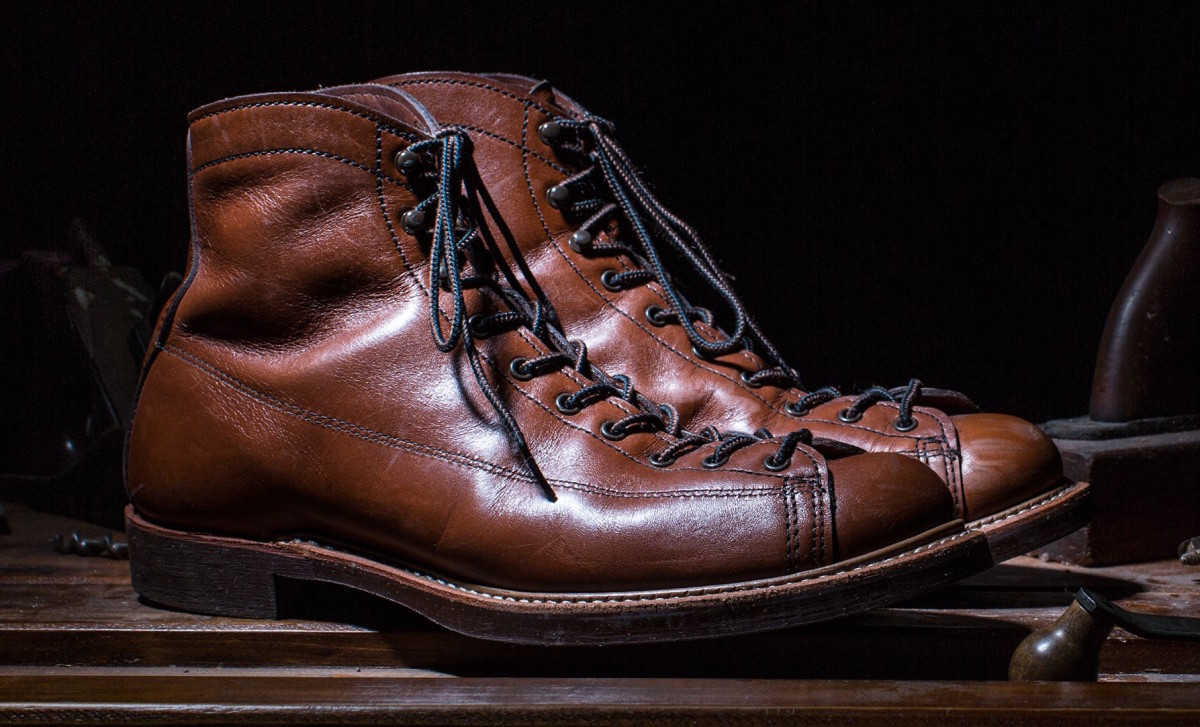 Red Wing Heritage Resurrects A Vintage Lineman S Boot