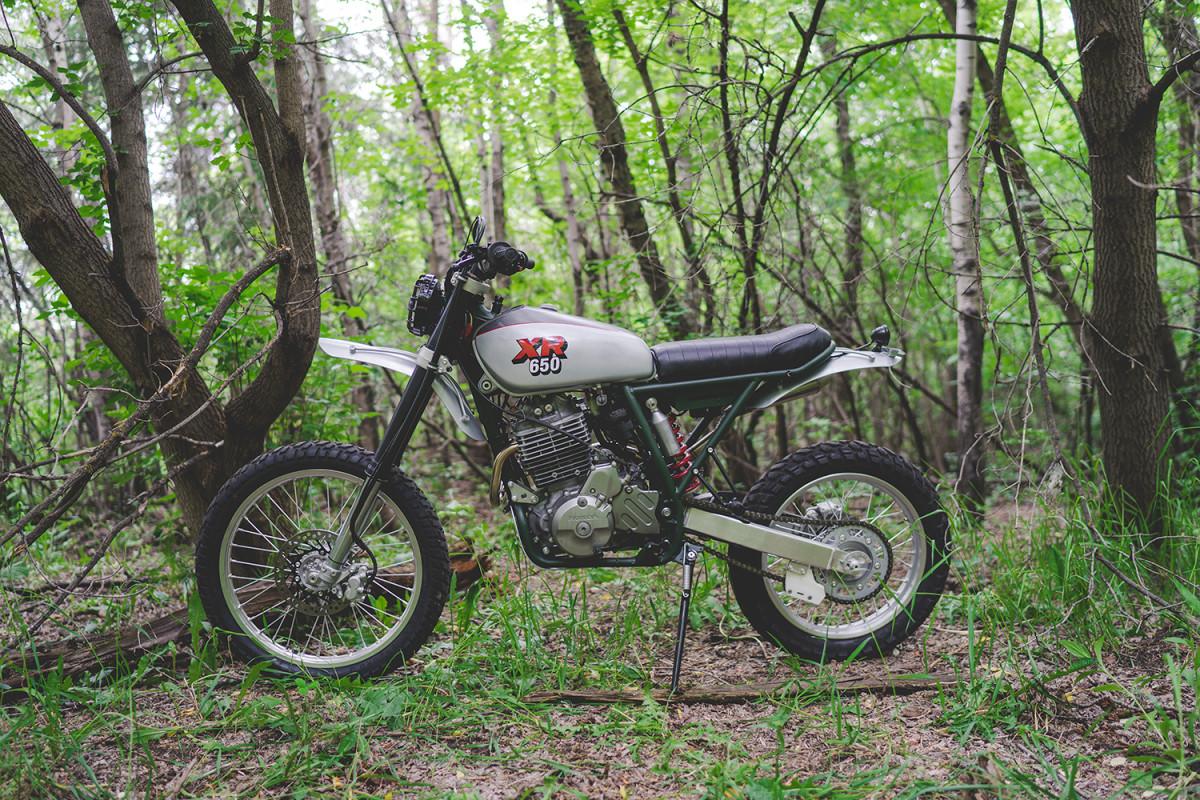 Photo: Dong Kim/Federal Moto