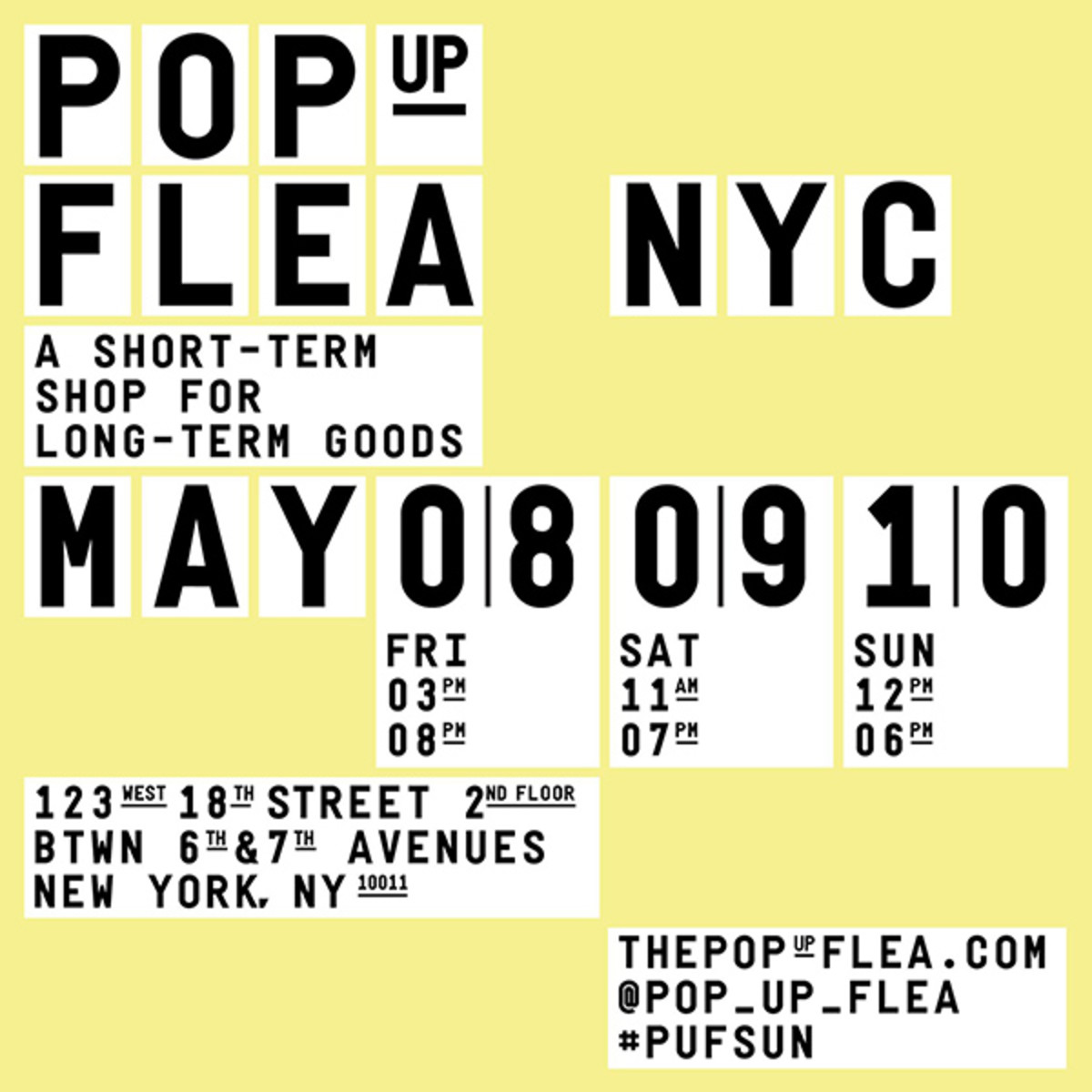 Photo: Pop Up Flea
