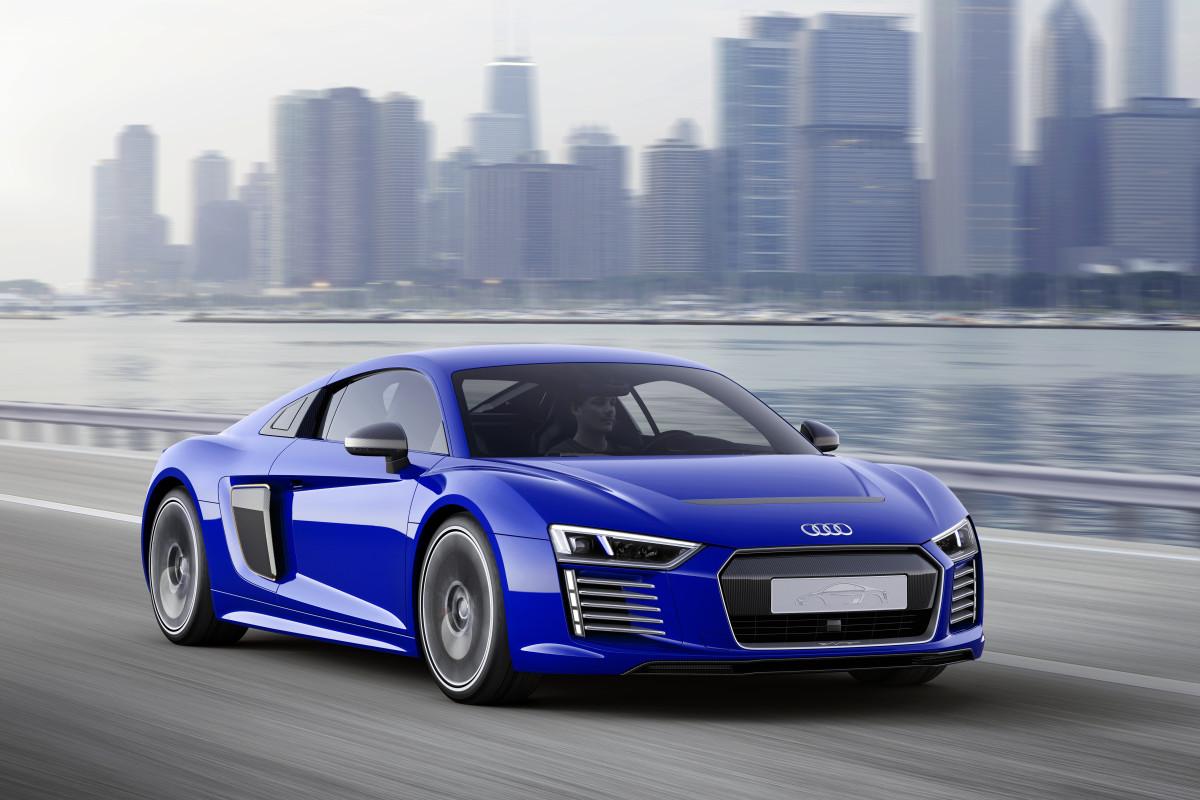 Photo: Audi