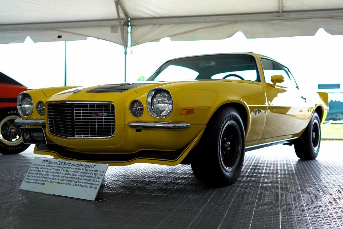 1970 Camaro Z28