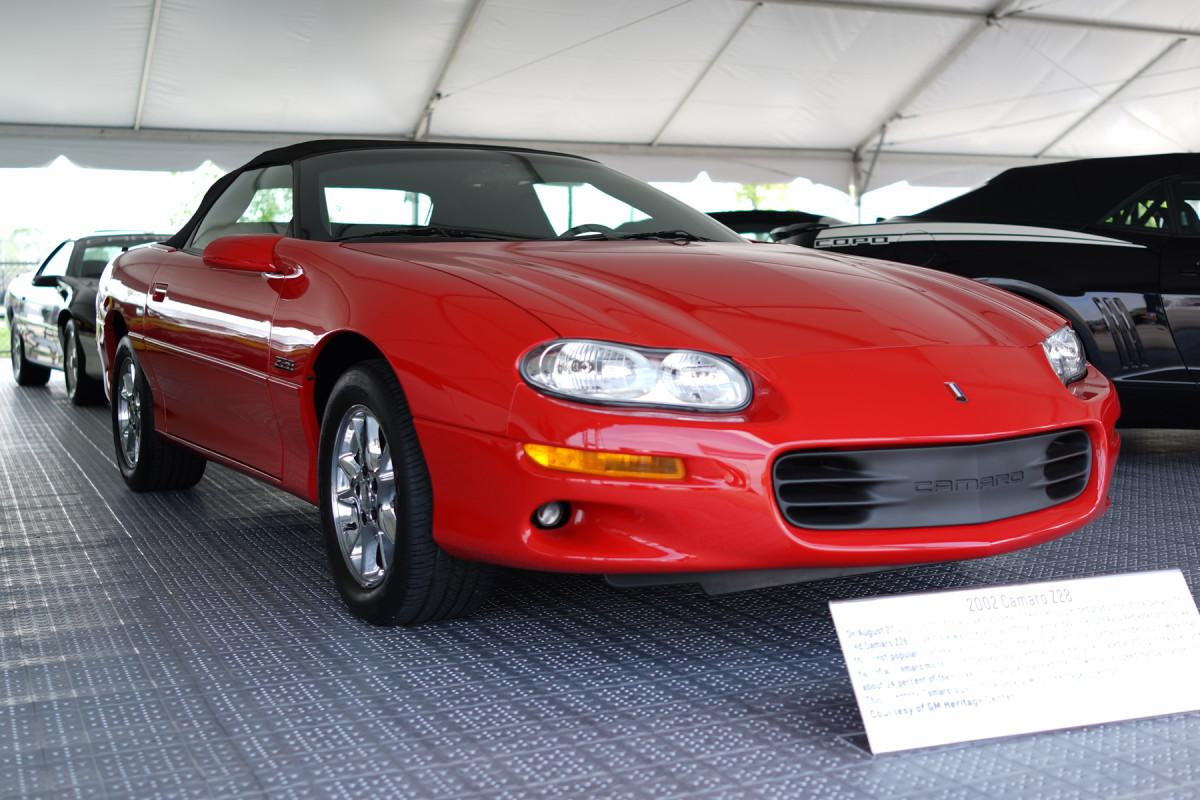 2002 Z28 Convertible