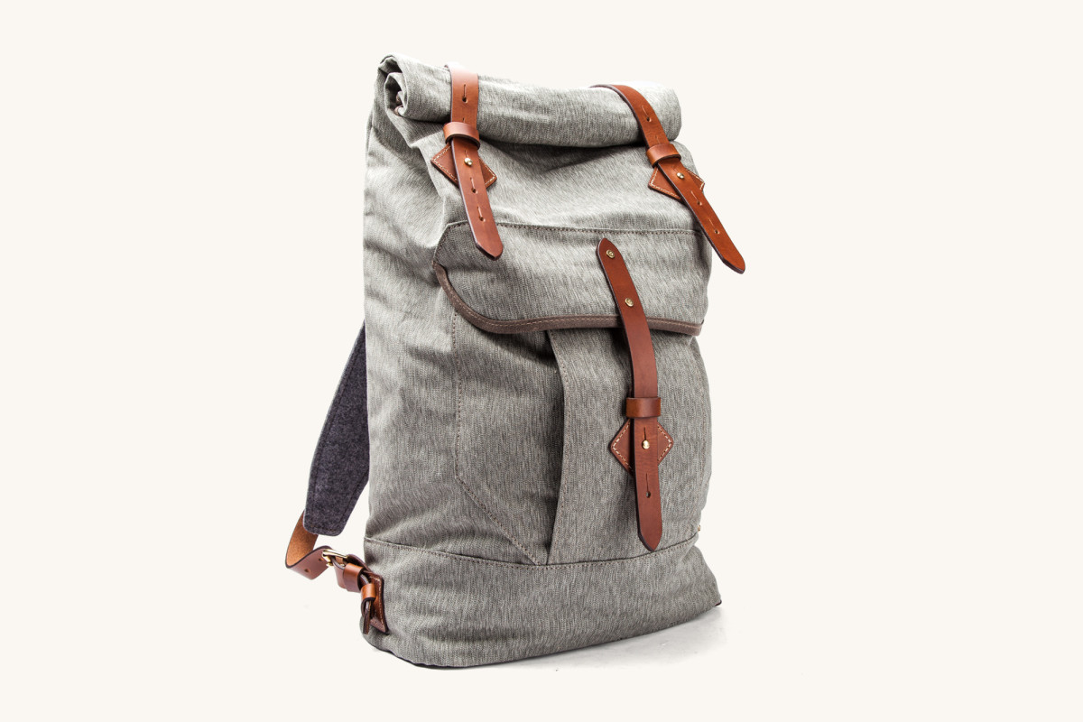 Wilderness Rucksack, $475 - Photo: Tanner Goods