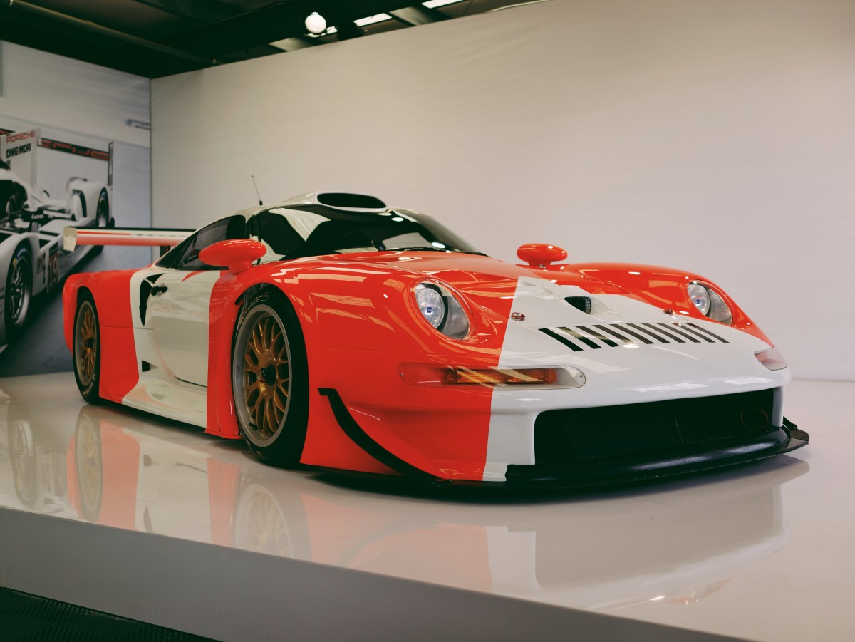 1997 Porsche GT1