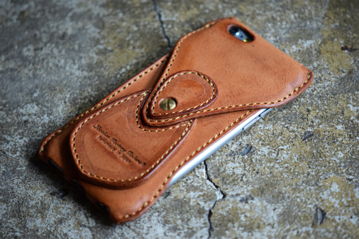 leather iphone cases roberu s shading leather for the iphone 6s acquire 8573