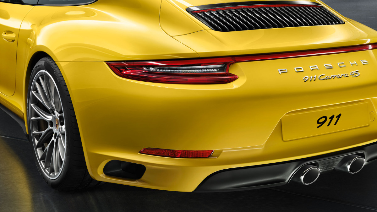 Porsche S All Wheel Drive Models Get A Bold Refresh Acquire