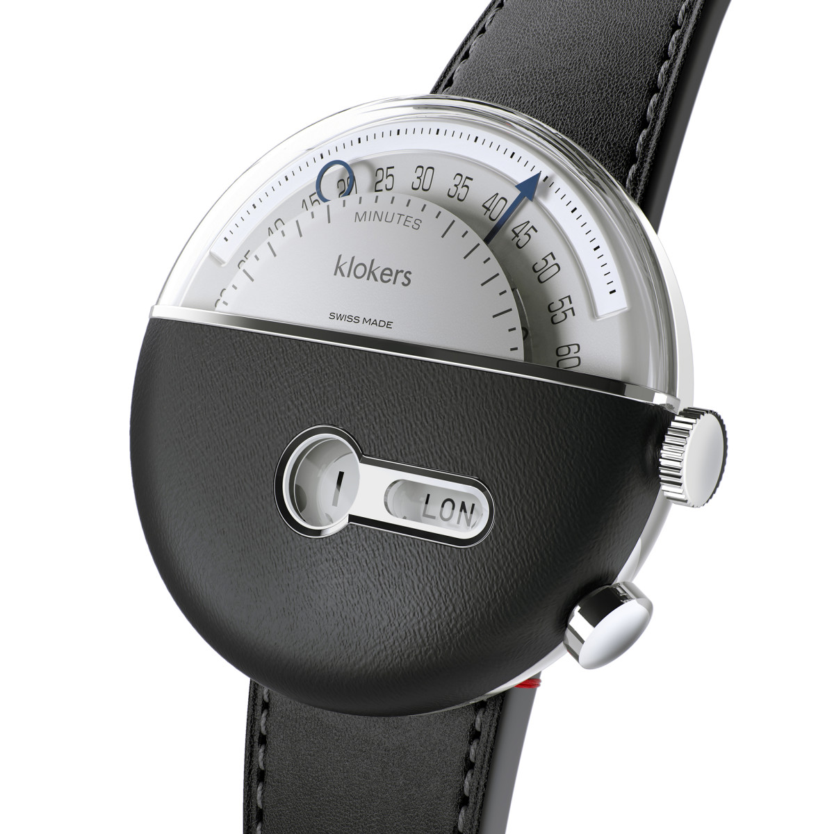 The Klokers KLOK-2, a unique take on the travel watch