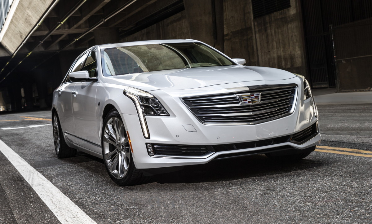Cadillac's new subscription service offers users a fleet of luxury cars with the press of a button