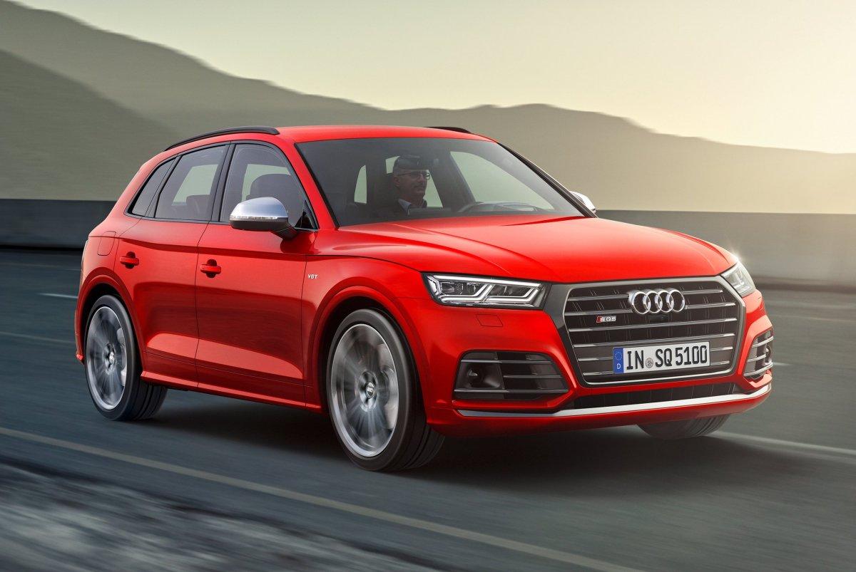 2018 Audi SQ5 Profile