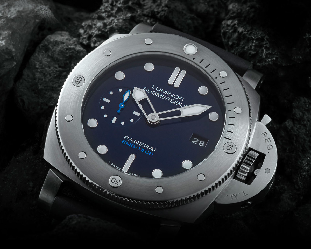 Panerai Luminor Submersible BMG-TECH