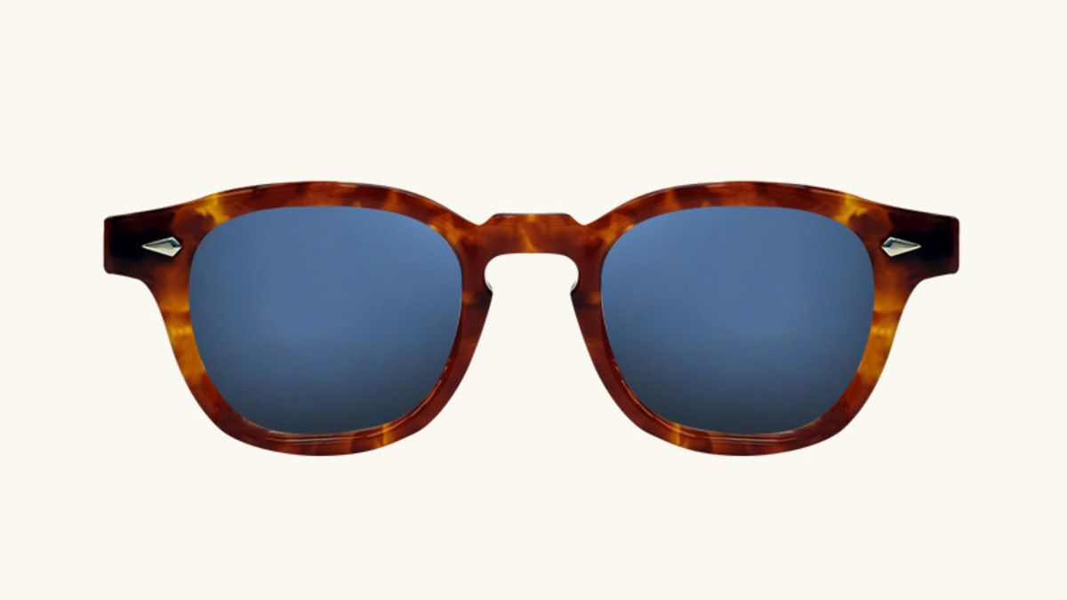 7f8d2bd3e6 Julius Tart Optical returns with its collection of eyewear classics ...