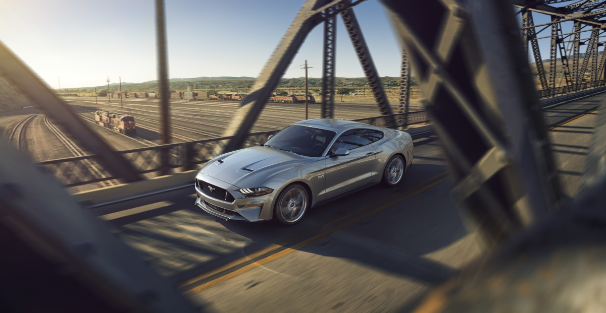 The 2018 Mustang Gets New Tech And A Sharp Refresh