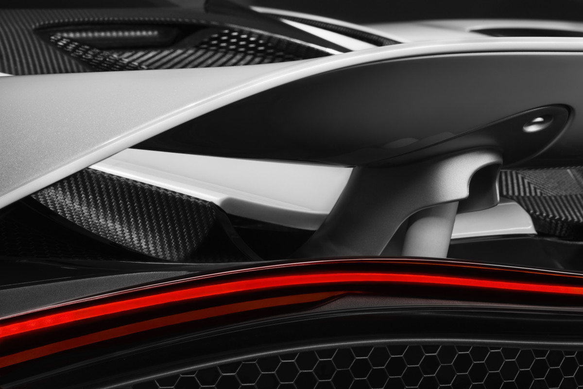 McLaren Super Series Second Generation Teaser