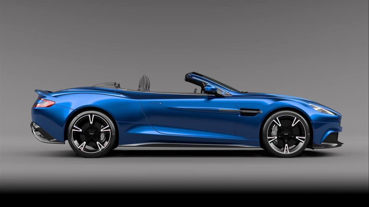 Aston Martin Vanquish Volante S