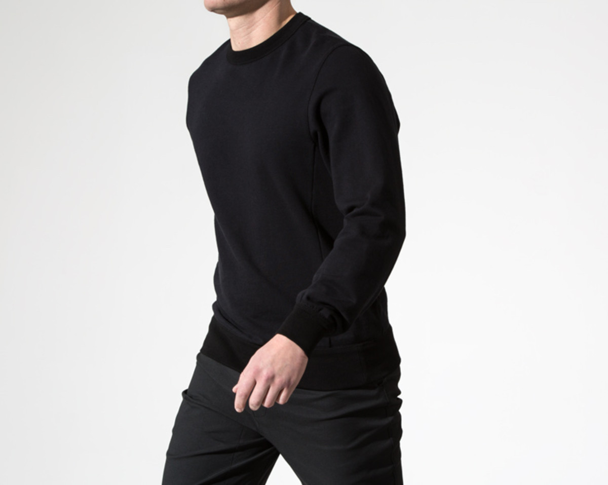 Outlier Coweight Crewneck