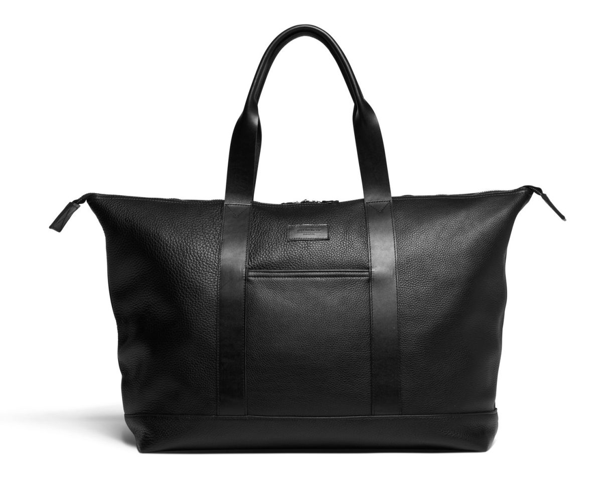 Killspencer Travel Tote Leather