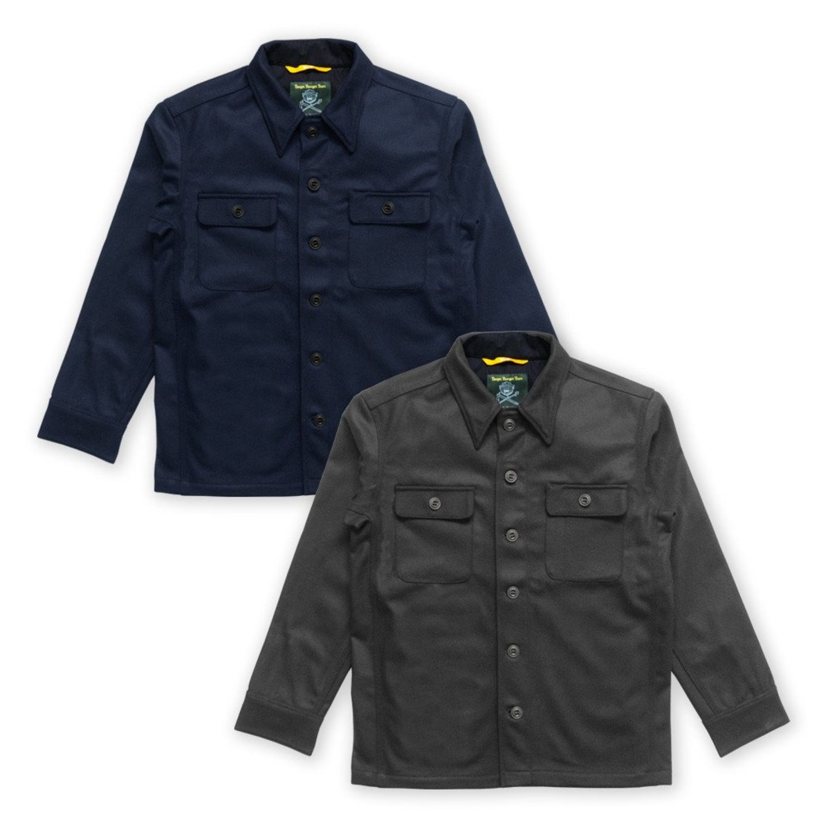 DRB Woodsman Shirt