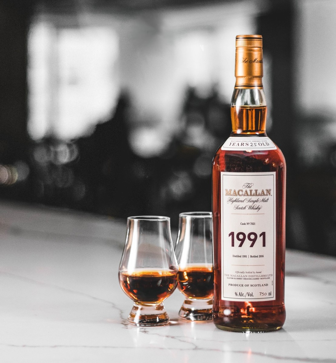 Macallan Fine and Rare 1991