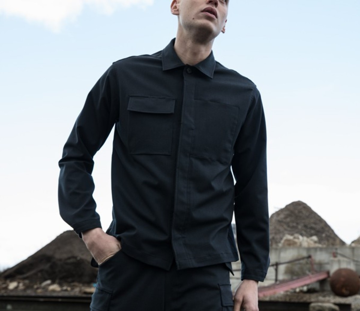 Outlier 6,6 Shirt