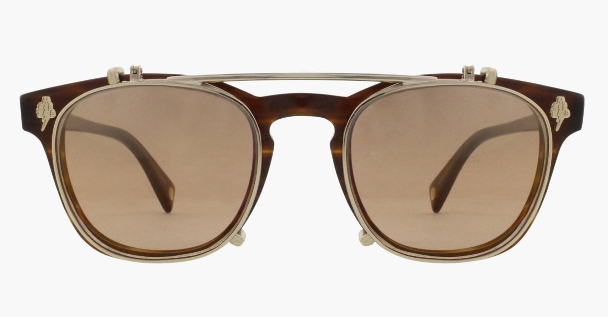 Garrett Leight x Mark Mcnairy Valdese