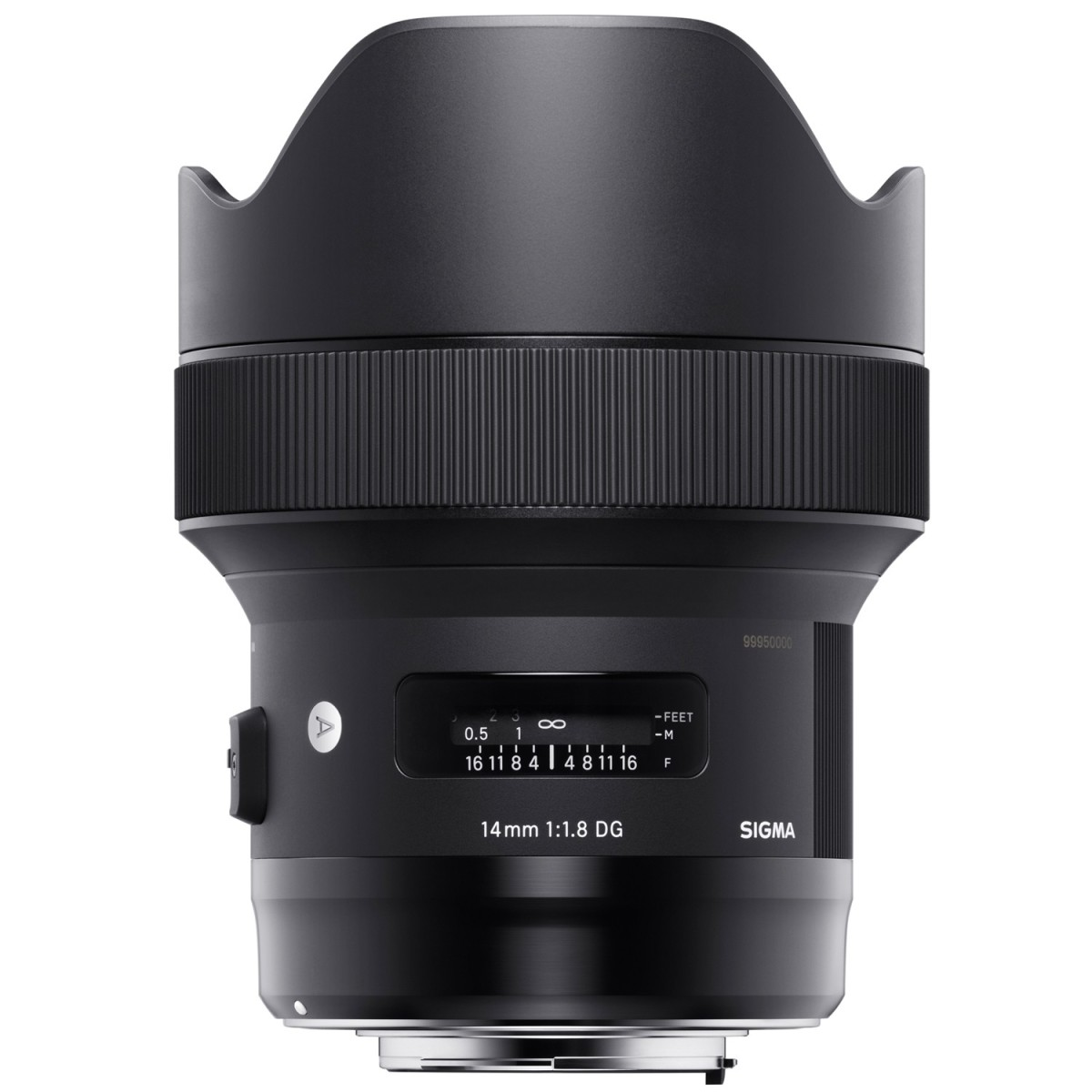 Sigma debuts the world's first full-frame 14mm f/1.8 lens