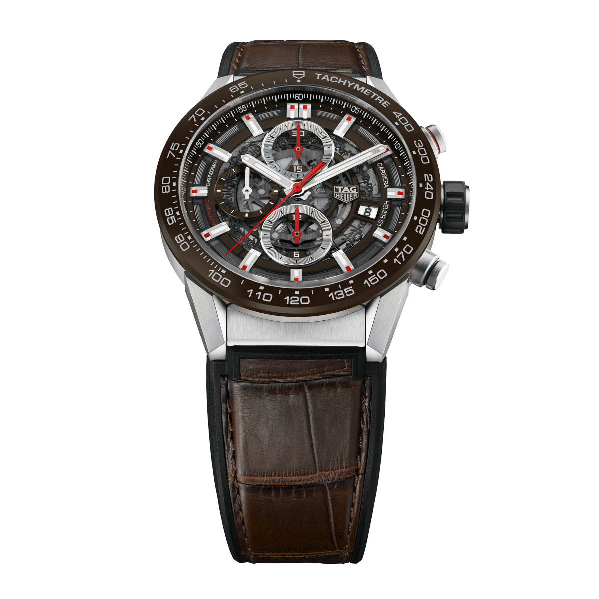 Carrera 01 Brown