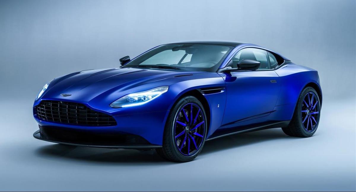 Q by Aston Martin DB11