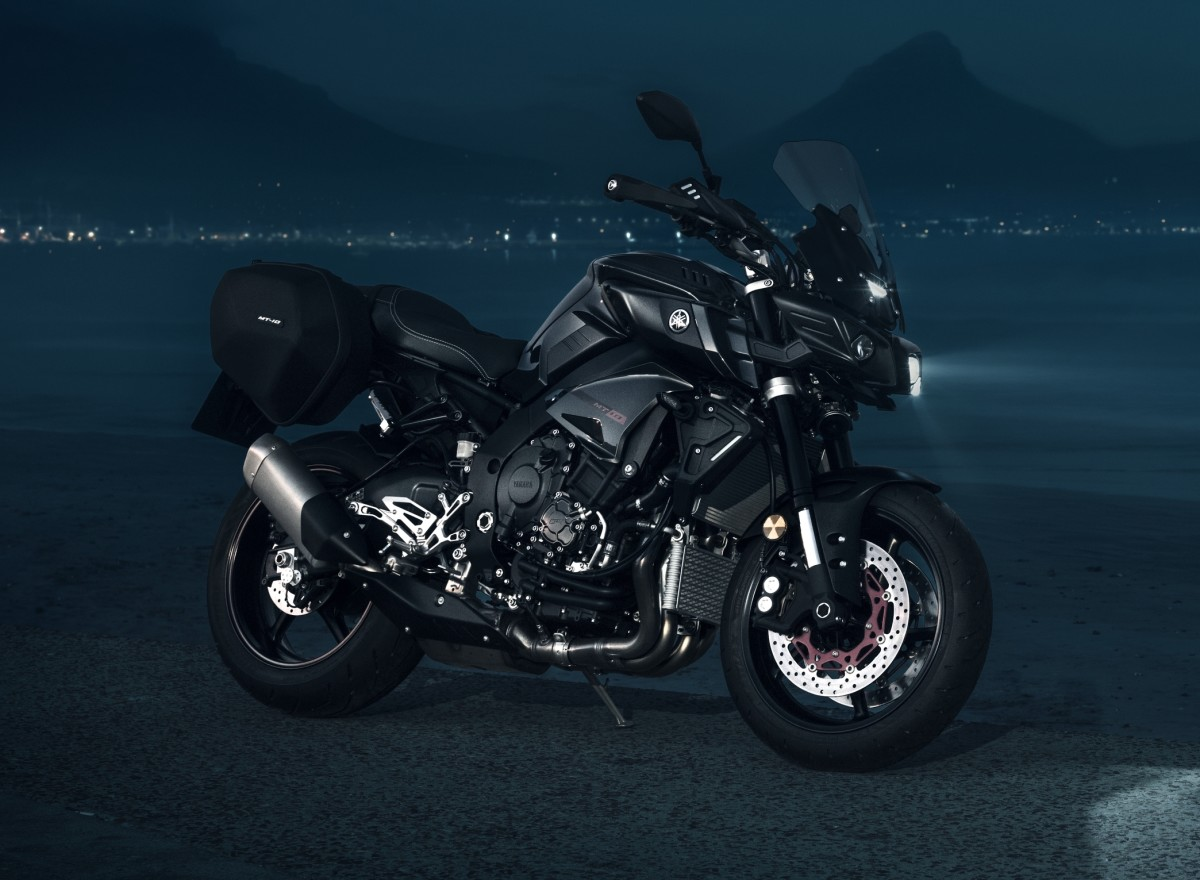 Yamaha MT-10 Touring