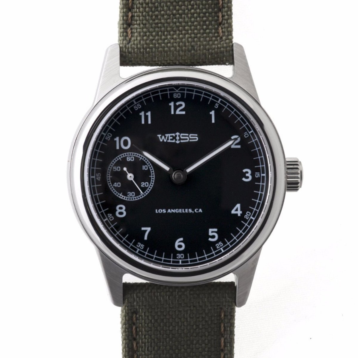 Weiss 38mm Automatic