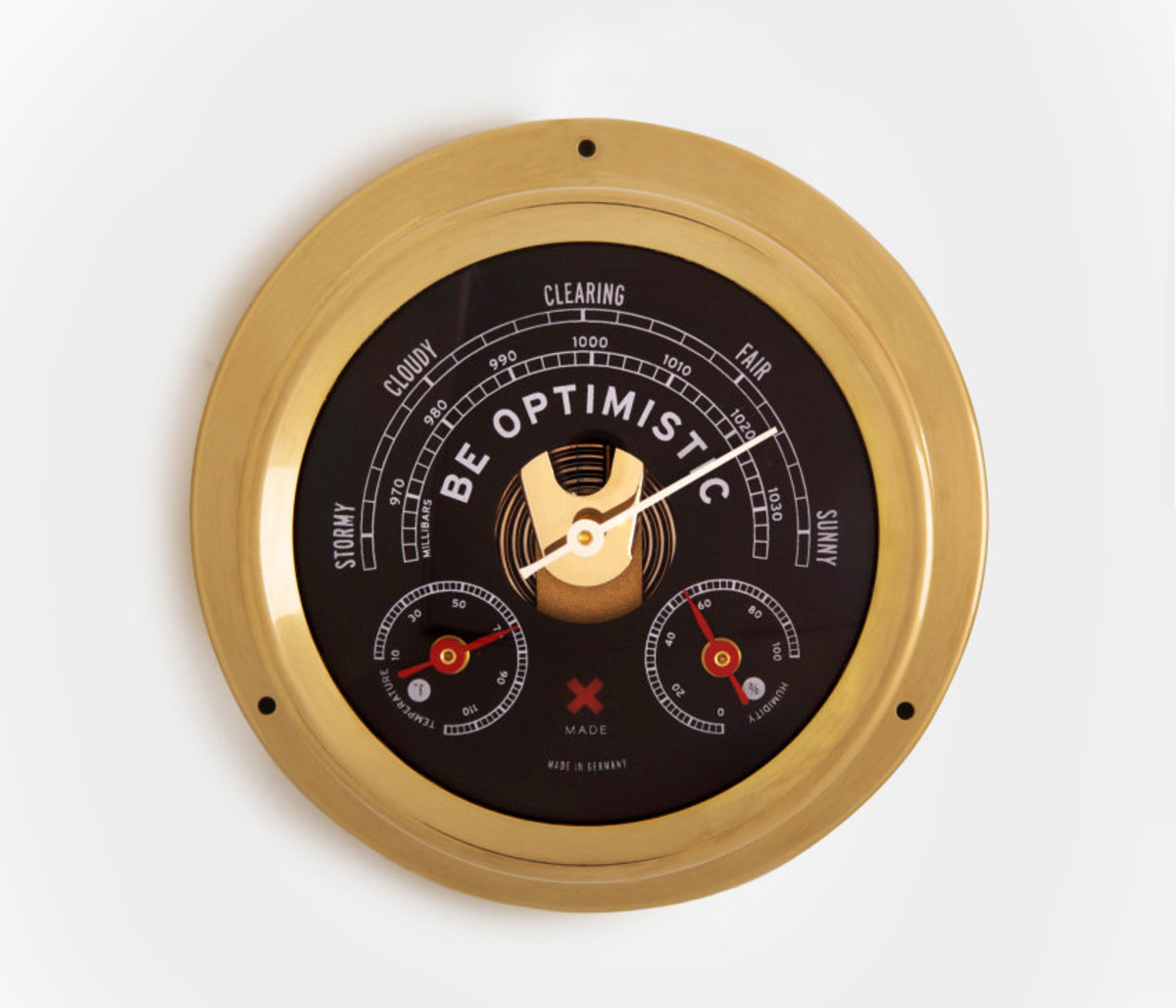 Best Made Compact Weather Station