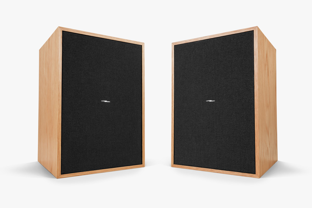 Shinola Bookshelf Speakers
