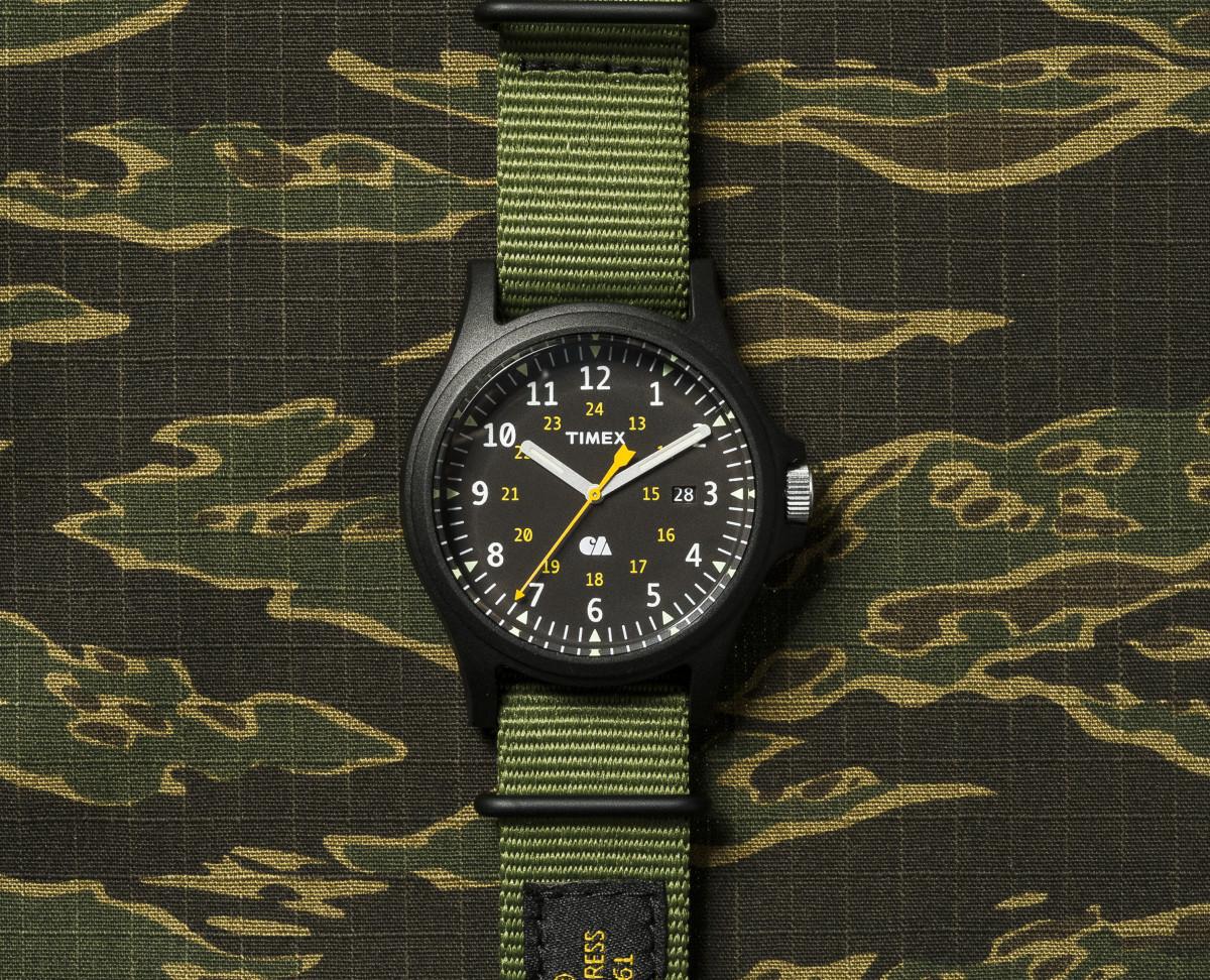 Timex Carhartt WIP watch