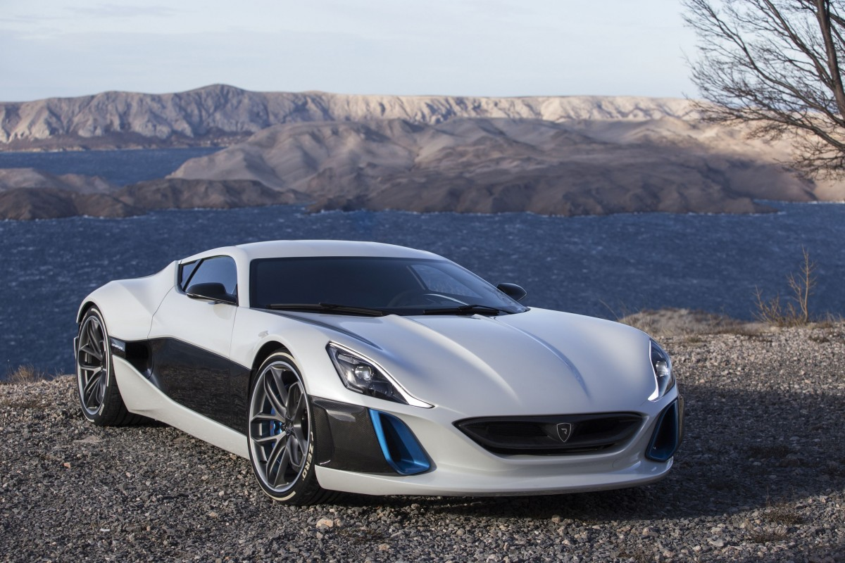 rimac 39 s concept one gets an upgrade to 1 224 hp for 2017. Black Bedroom Furniture Sets. Home Design Ideas