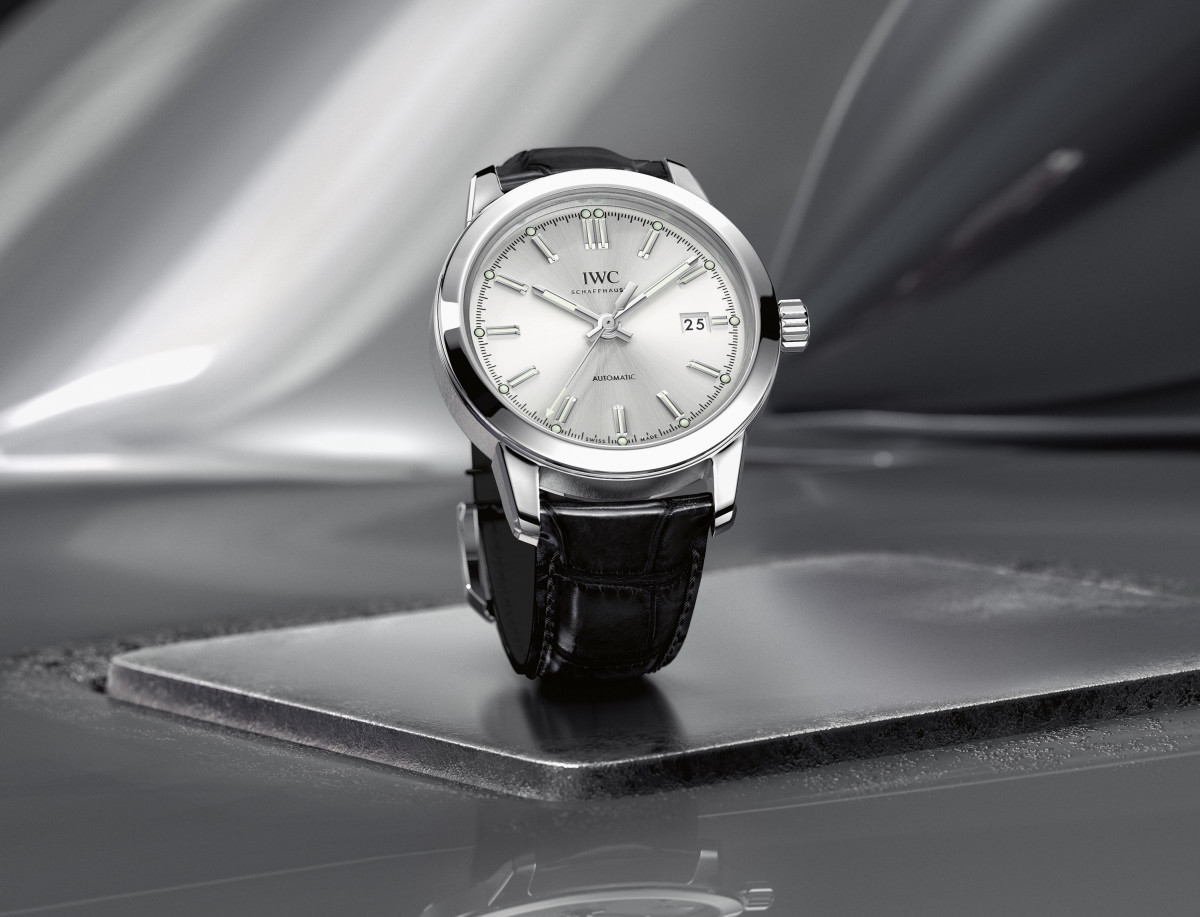 IWC Ingenieur Vinage Three-Hand