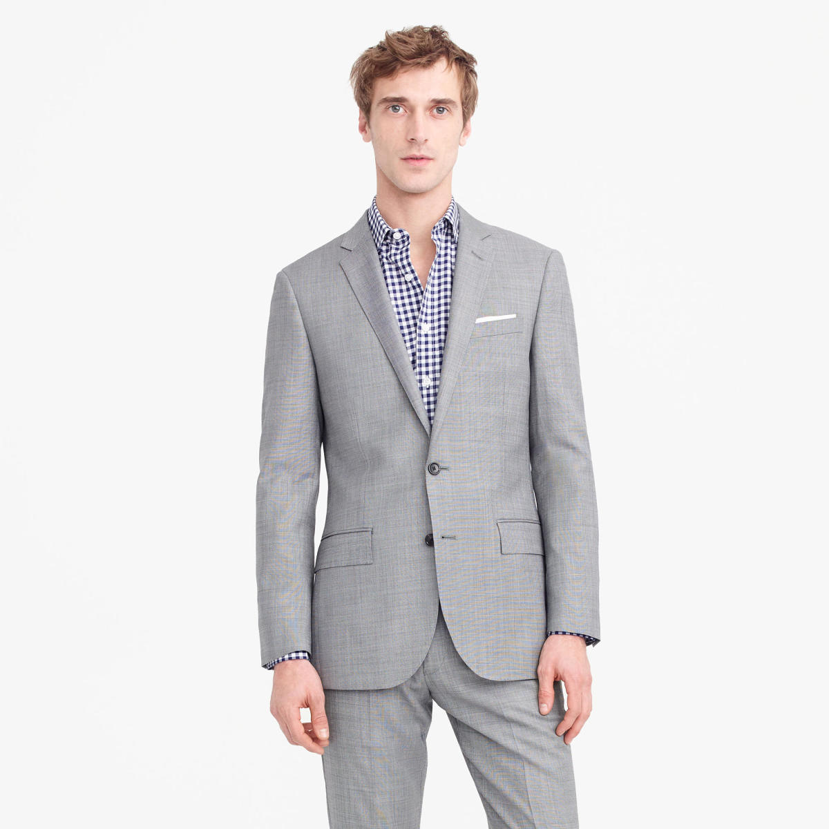 J.Crew Stretch Suits
