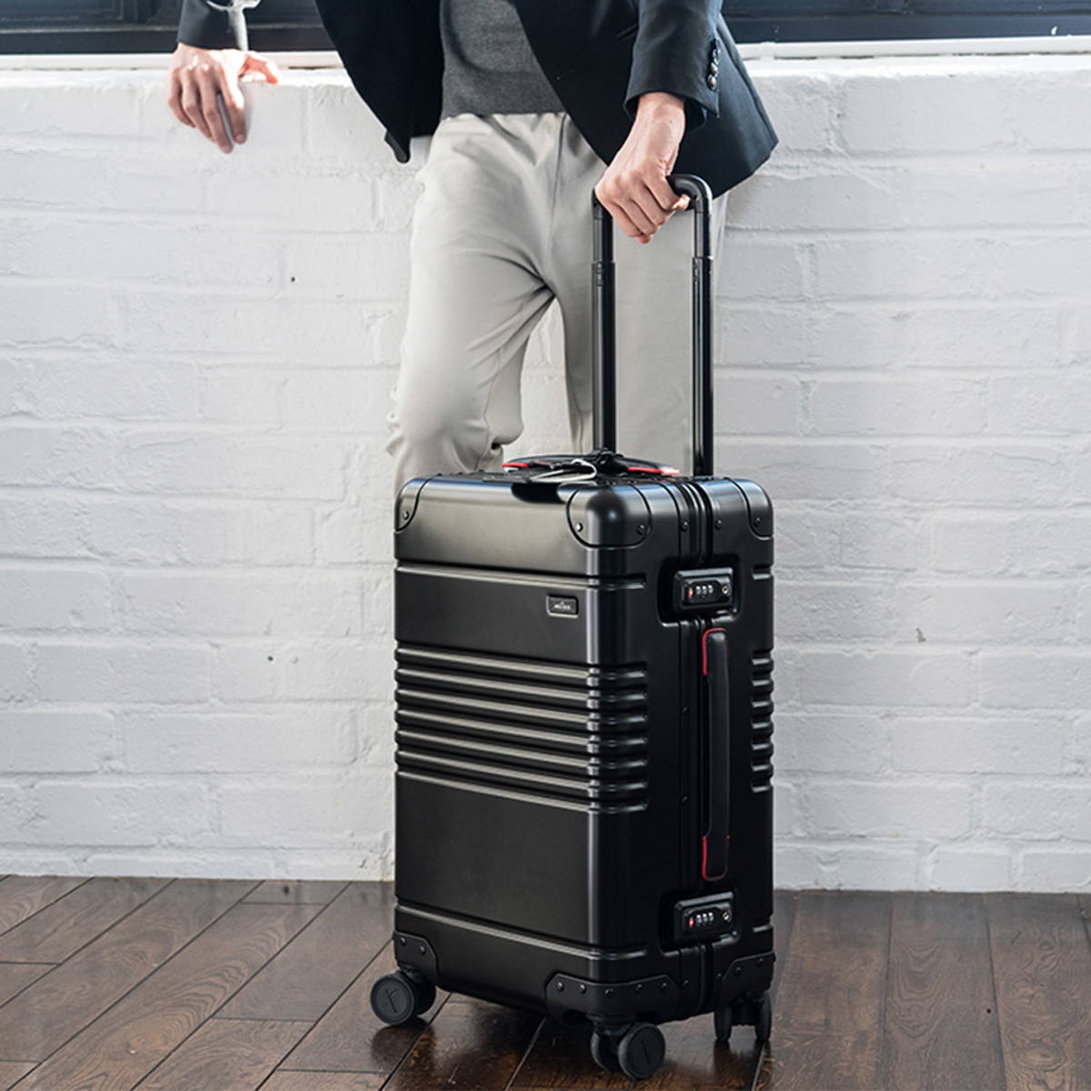 Arlo Skye Audi Luggage Lifestyle