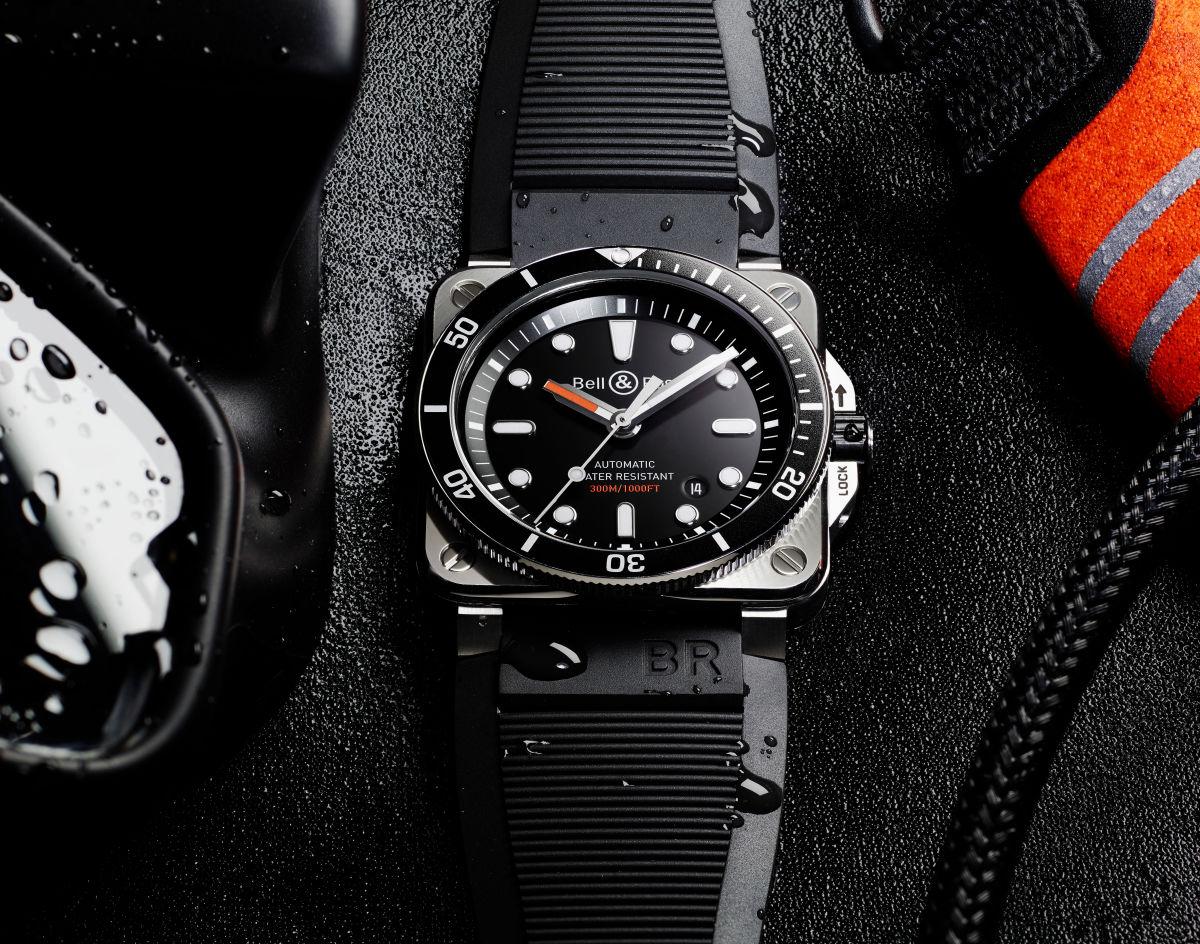 Bell & Ross BR03 Diver