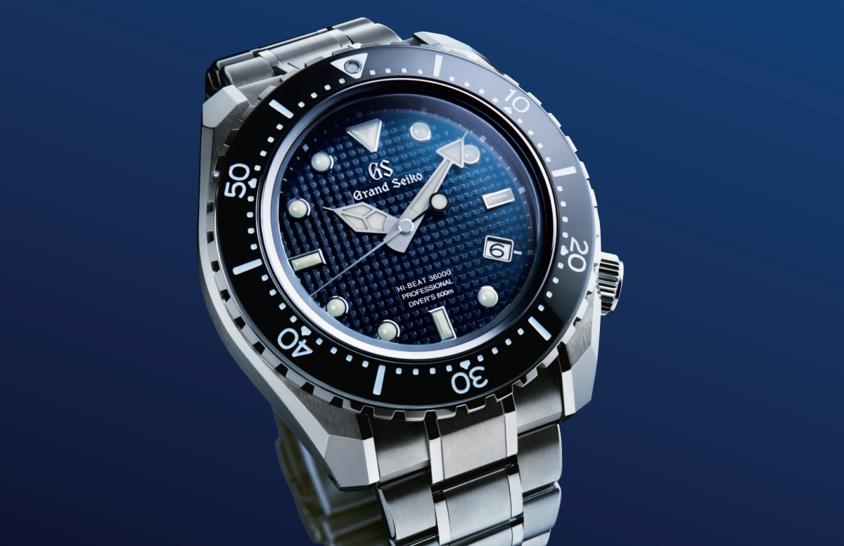 Grand Seiko Hi Beat 36000 Professional Diver's