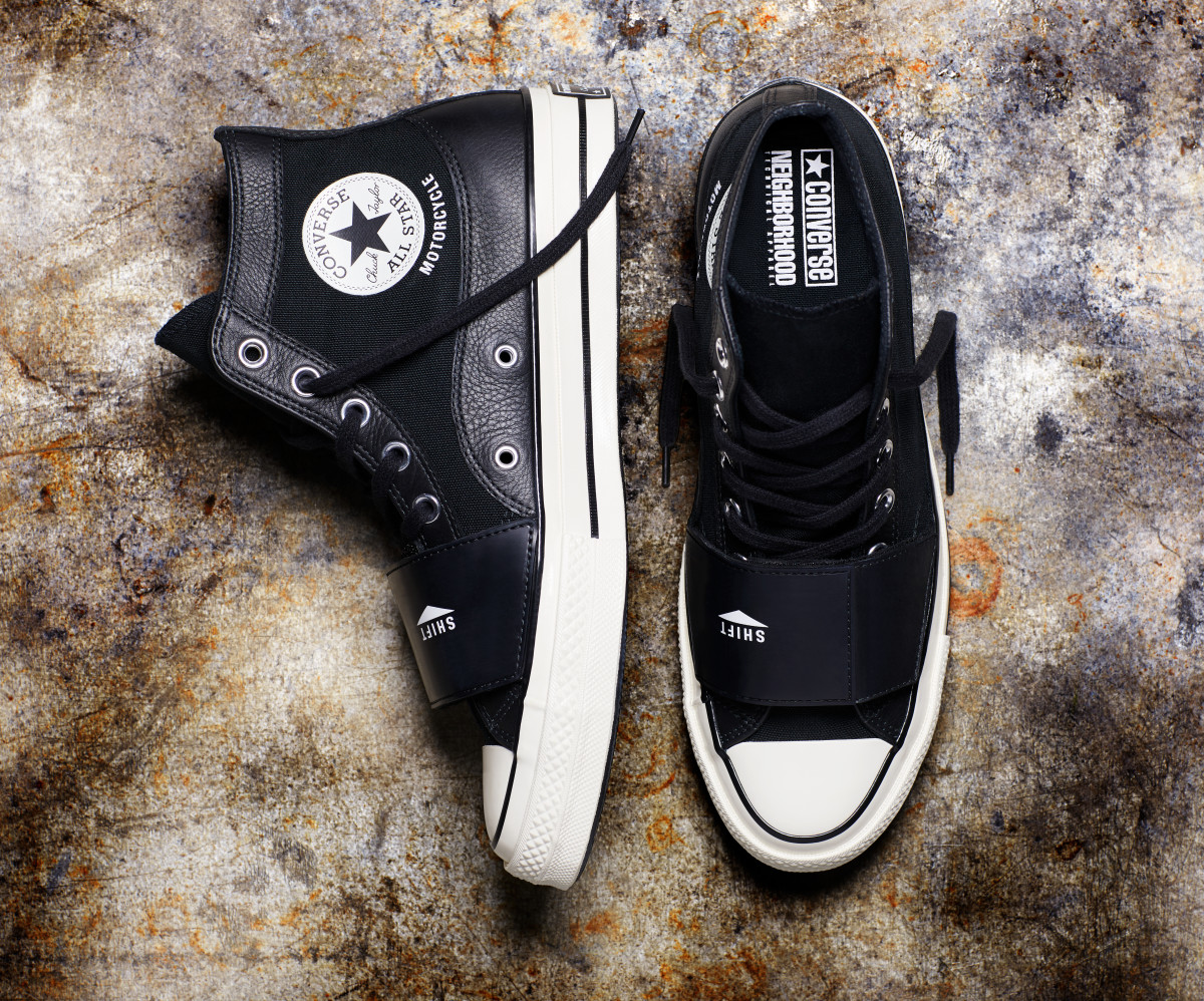 Neighborhood x Converse 2017