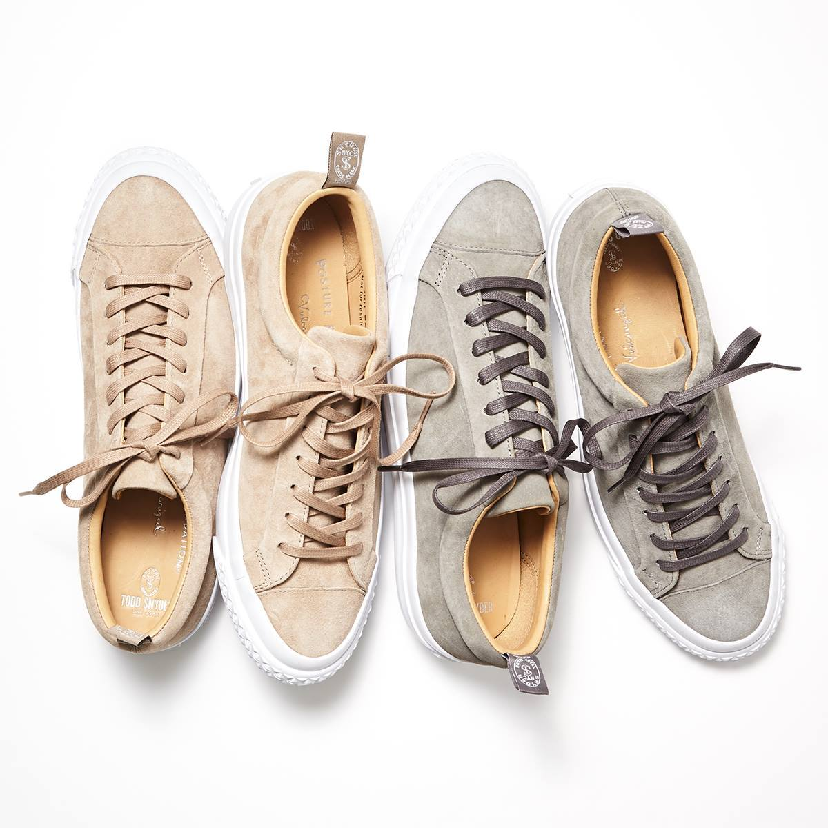 Todd Snyder x PF Flyers Rambler Low 2.0