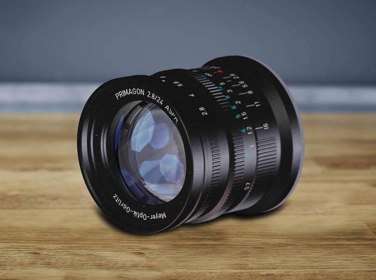 Meyer Optik Primagon 24mm