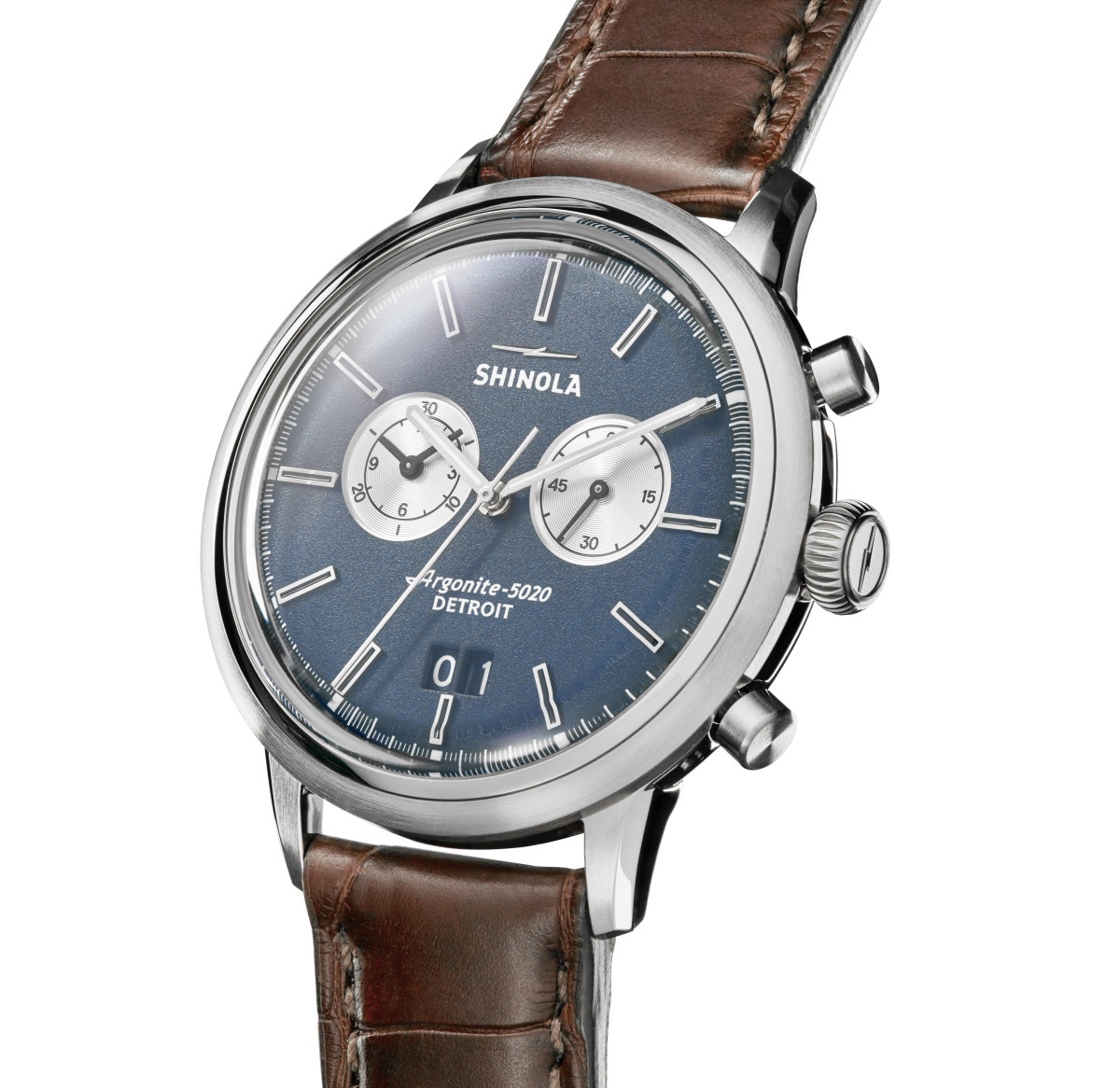 Shinola Jackie Robinson Watch