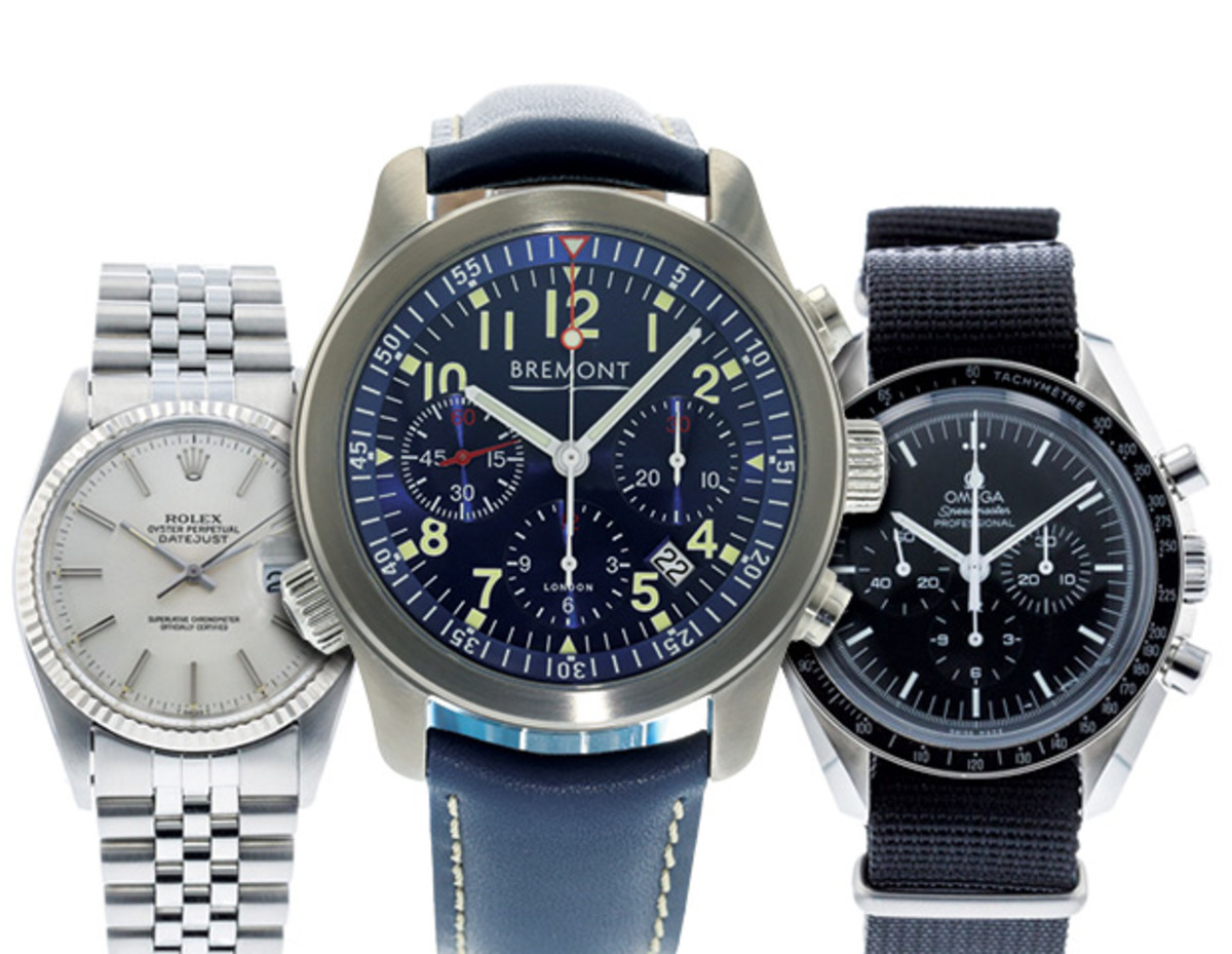 Bremont Trade in Program