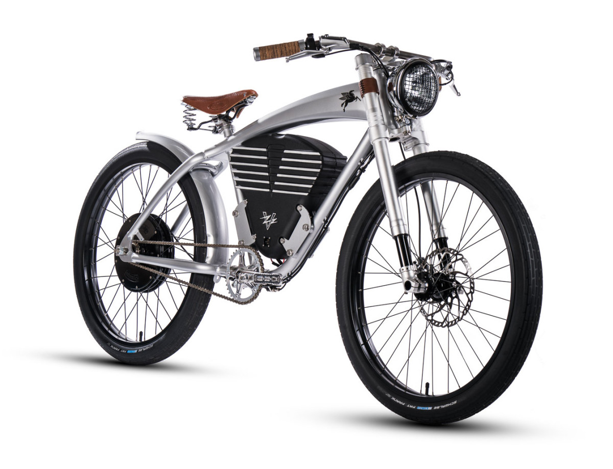 Vintage Electric Outlaw Bike