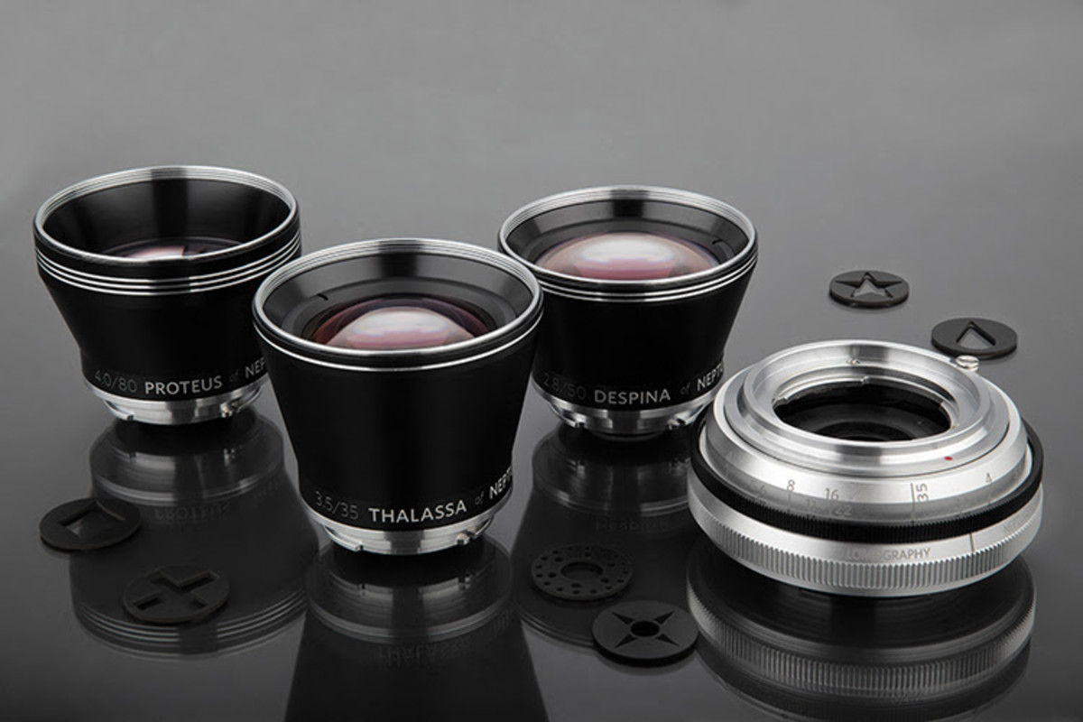 Lomography Neptune Convertible Lens System